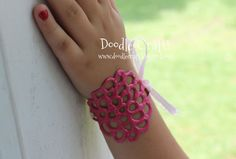 puffy paint jewelry bracelet ribbon.jpg