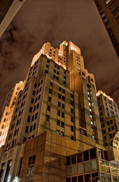 Bank of America Building, Providence, Rhode Island   #VisitRhodeIsland