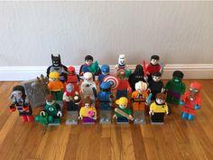 Mega Colección de Legos, 22 figuras completas - ThingsCreators.com