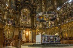 Montserrat, el monasterio de la montaña