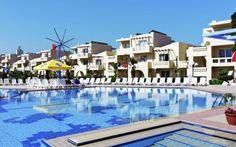 Erinomainen valinta, mikäli viihdyt rannalla ja matkustat lasten kanssa. Santa Helena Beach on tunnettu ja suosittu huoneistohotelli Plataniaksen rannalla. Vehreässä ympäristössä on ihana allasalue, jolla on erillinen lastenallas. www.apollomatkat.fi