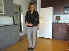What I've been wearing lately (early 3rd trimester, part 1 of 2)