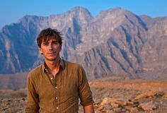 Simon Reeve - my travelling crush