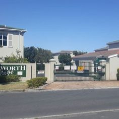 Duplex For Sale, Cape Town, Garage Doors, Houses, Mansions, House Styles, Outdoor Decor, Home Decor, Homes