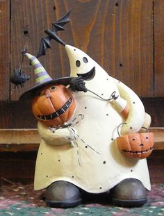 Boo-gie Man from the Williraye Studio Halloween Collection $36.99 at the Cottage Gift Shop - Elmira, NY