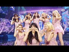 《Goodbye Stage》 Girls' Generation(소녀시대) - Lion Heart(라이온 하트) @인기가요 Inkig...
