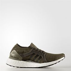 643f2e440 Adidas UltraBOOST X Shoes (Trace Olvie   Night Cargo   Tech Rust) Adidas  Running