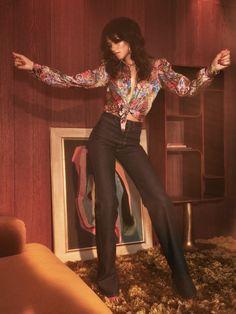 Zendaya Outfits, Zendaya Style, 70s Outfits, Hippie Outfits, Mode Outfits, Fashion Outfits, Zendaya Body, Disco Outfits, Zendaya Fashion