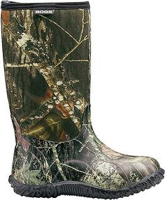 Bogs Kid's Classic High Camo Rubber Boot Style: 61672-973