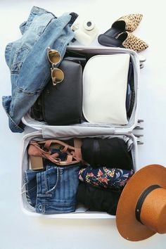 weekend travel carry on packing tips | raden luggage