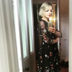 The Pool | News & Views - Lauren Laverne on chopping her hair off