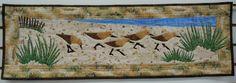 "Can get appliqué quilt kit at ""Three Crafty Ladies"" on Sanibel Island"