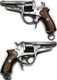 Revolver Galand m 1868