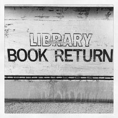 Book Return by martin_kalfatovic, via Flickr