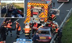 Two 'British people smugglers' seriously wounded in police shoot-out #DailyMail