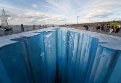 FOTOS: Ilusiones ópticas, ¿cuál es el truco?