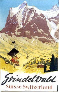 """Louis KOLLER """"Grindelwald"""""""