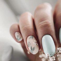 Chic Nails, Glam Nails, Stylish Nails, Nail Manicure, Simple Gel Nails, Subtle Nails, Neutral Nails, Simple Elegant Nails, Emerald Nails