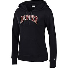 Meet brisk days head-on in this women s University hooded sweatshirt. Athletic  fit 3a13ea896
