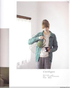 "Photo from album ""Hand Knit Story - on Yandex. Hand Knitting, Knitting Patterns, Japanese Books, Handicraft, Album, Crochet, Sweaters, Blog, Archive"