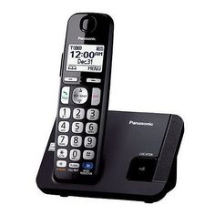 Best price on Panasonic DECT 6.0 PLUS Big Button Expandable Cordless Phones System with Talking Caller ID  See details here: http://topofficeshop.com/product/panasonic-dect-6-0-plus-big-button-expandable-cordless-phones-system-with-talking-caller-id/    Truly the best deal for the brand new Panasonic DECT 6.0 PLUS Big Button Expandable Cordless Phones System with Talking Caller ID! Look at at this budget item, read customers' opinions on Panasonic DECT 6.0 PLUS Big Button Expandable Cordless…