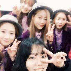 [JULIETTE☆ @yoongixv] 160119 ezeun_n update with Lovelyz ㅡ #Lovelyz #러블리즈 #Lovelyz8 #BabySoul #Jiae #Jisoo #Mijoo #Kei #Jin #Sujeong #Yein #LoveInUs #Lovelinus
