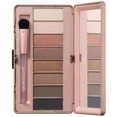 Secret Crush Eye Shadow Palette – Smokey Eye Shadow ($32) ❤ liked on Polyvore featuring beauty products, makeup, eye makeup, eyeshadow, beauty, fillers and palette eyeshadow