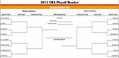 last year's nba playoff bracket - 1363×675
