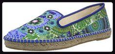 Desigual SHOES MIKA, Damen Espadrilles, Türkis (5024), 39 EU - Espadrilles für frauen (*Partner-Link) Espadrilles, Mika, Turquoise, Partner, Slip On, Best Deals, Sneakers, Shoes, Summer Styles