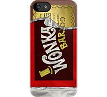 Willy Wonka Golden Ticket iPhone & iPod Cases