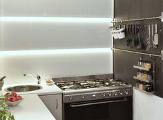Küche LED Lichter www.artwerkstudios.at