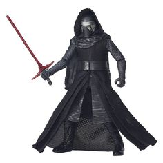 Pin for Later: All of the Star Wars Toys Your Kids Will Want This Holiday Season Star Wars The Black Series 6-Inch Kylo Ren Star Wars The Black Series 6-Inch Kylo Ren ($20)