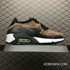 detailed look f1111 0aeca Nike Air Max 90 Ultra Flyknit