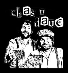 Charles and David