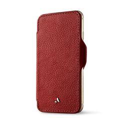 Cover in pelle originale apple per iphone 66s red Posot Class