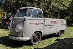 early VW T1 single-cab pickup | by belowodje