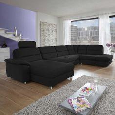 Sofalandschaft in Anthrazit Schlaffunktion Jetzt bestellen unter: https://moebel.ladendirekt.de/wohnzimmer/sofas/schlafsofas/?uid=9170e75f-1677-50de-b95e-053929c6b279&utm_source=pinterest&utm_medium=pin&utm_campaign=boards #sofaecke #schlafsofas #sofa #relaxcouch #couch #wohnzimmercouch #funktionsecke #xxl #wohnl #relaxsofa #schaften #sofas #schaft #wohnzimmer #couchl #sofal
