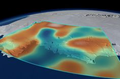 Antarctica's lost so much ice it's changed Earth's gravity- Melting ice in West Antarctica has caused a dip in Earth's gravitational field. http://www.sciencealert.com.au/news/20140210-26272.html?utm_content=buffera32a9&utm_medium=social&utm_source=facebook.com&utm_campaign=buffer