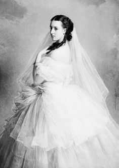 """ 'Outrageously beautiful' - The Princess Royal Victoria (later Empress of the German Empire) about her new sister-in-law Princess Alexandra of Denmark (later Queen Consort of Great-Britain)...."
