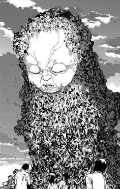 Fort of Apocalypse-anime manga shingekinokyojin demonslayer tanjiro sei . Manga Drawing, Manga Art, Anime Art, Arte Horror, Horror Art, Dark Fantasy Art, Dark Art, Tableaux D'inspiration, Arte Ninja