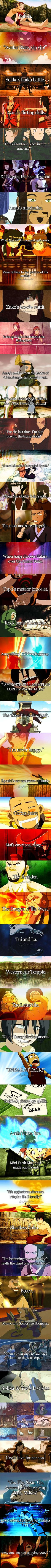 This is why we love avatar.