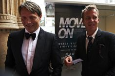 Behind the scene of Move On - Mads and Asger - www.move-on-film.com