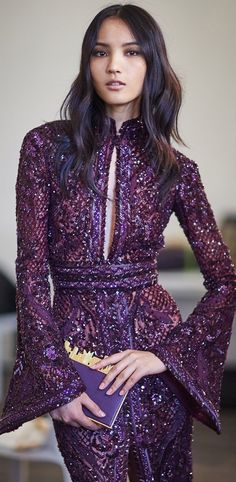 Zuhair Murad GORGEOUS! Where can I go in this little number??