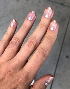 5 Grown-Up Ideas for Christmas Nails (That Aren?t Tacky Reindeer) 5 Grown-Up Ideas for Christmas Nails (That Aren't Tacky Reindeer) art Holiday Nails, Christmas Nails, Christmas Holiday, Holiday Decor, Red Wine Stains, Olive And June, Concealer For Dark Circles, Engagement Ring Styles, Mani Pedi