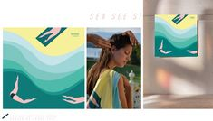 Edition Limitée, Boutique Etsy, Sea, Design, Ocean