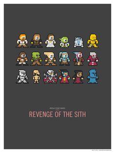 Mega Star Wars  Episode III: Revenge of the Sith