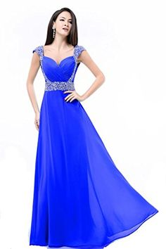 Balllily Women's Bridesmaid Dress Size 12 Royal Blue Balllily http://www.amazon.com/dp/B00NAUX2QG/ref=cm_sw_r_pi_dp_Y1Vkvb0T2PECC