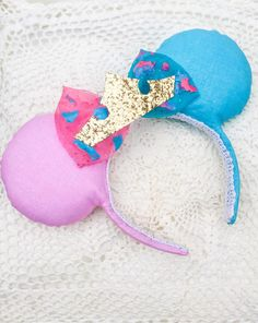 Sleeping Beauty: Make it Blue, Make it Pink Mouse Ears