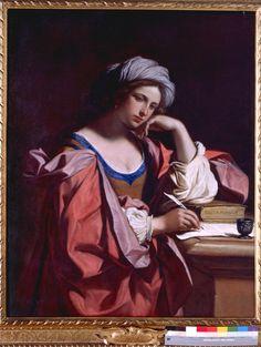 Sibilla Persica Guercino