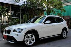ขายรถอเนกประสงค์ BMW X1 บีเอ็มดับบลิว รถปี2012 สีขาว รหัสประกาศ 5838